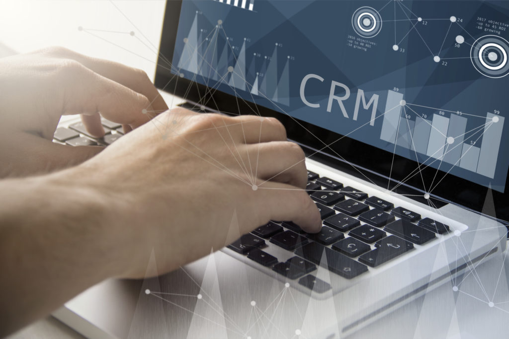Intergrated management for CRM