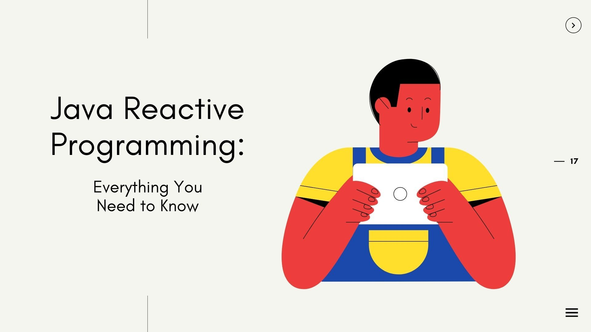 Java Reactive Programming: Everything You Need to Know