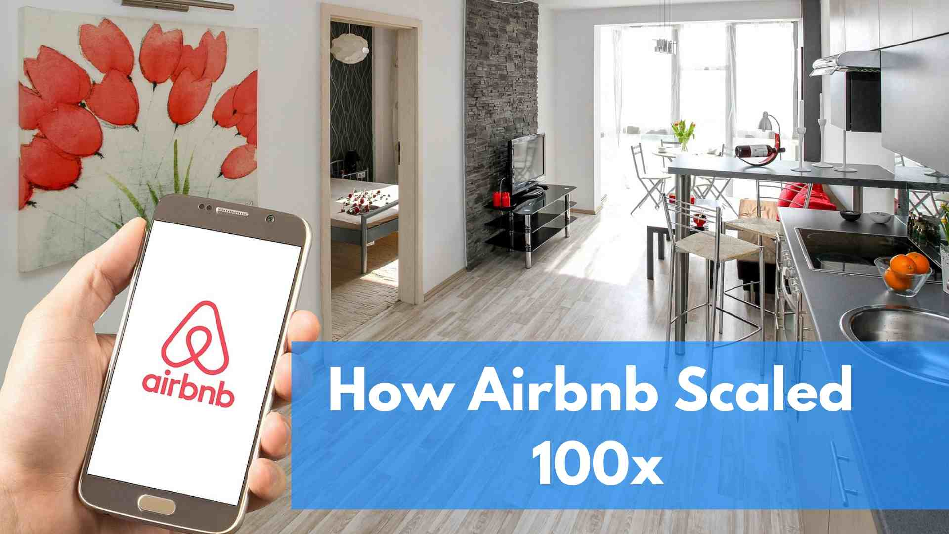 How Airbnb Scaled 100x