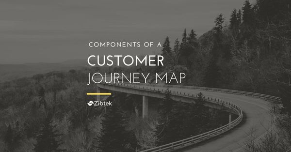 What Are The Components Of A Customer Journey Map
