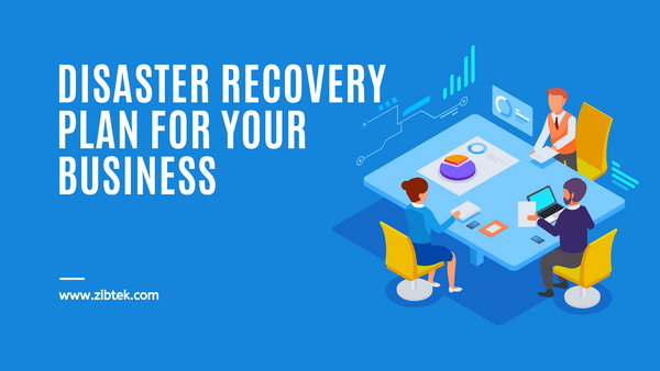 How to craft a disaster recovery plan for your business